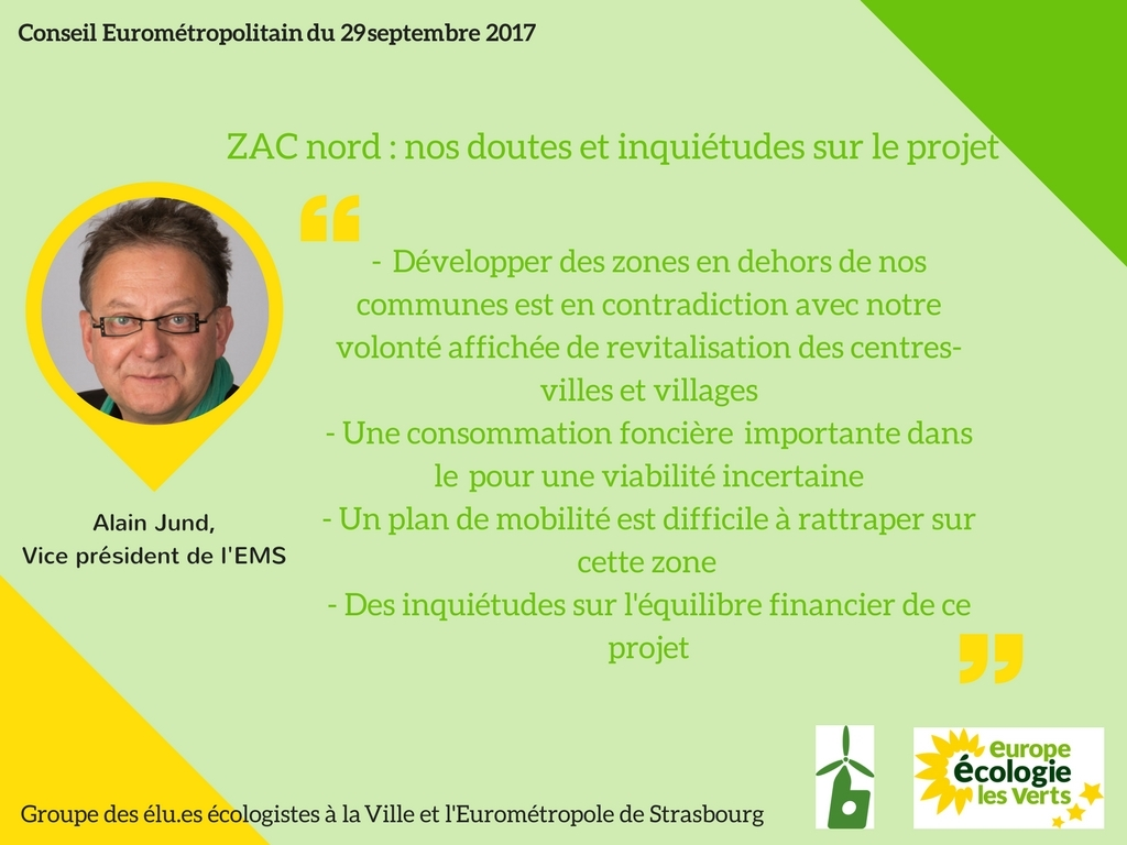 Conseil du 29 septembre 2017 point 10 zac de la zone - Zone commerciale amiens nord ...